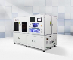 Automated laser marking machine