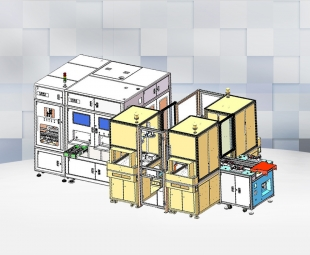 Rcam Trim automated assembly machine